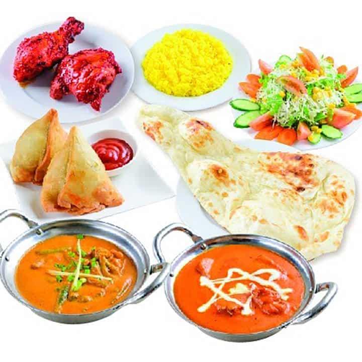 本格的インド・ネパール・タイ料理 ニューデリー 青葉店