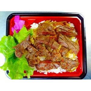 牛タン丼弁当