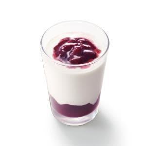 デザートシェイク 香るラベンダーゼリー&グレープ