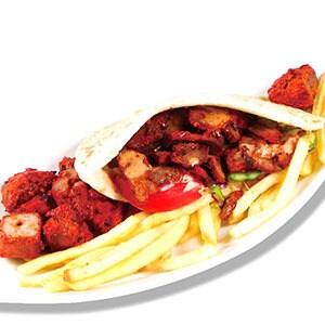 17 ビーフケバブサンド/Beef Kebab Sando