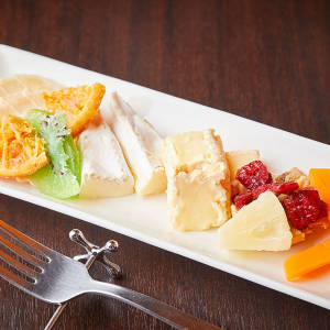 チーズ盛合せ