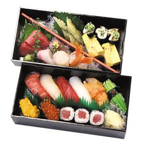 寿司と刺身の贅沢ざんまい