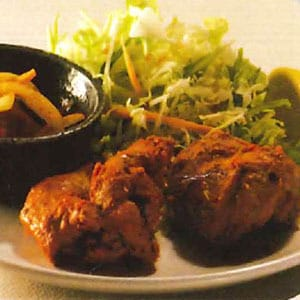【40】チキンティッカ/Chicken Tikka