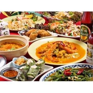 タイ料理満喫セットA