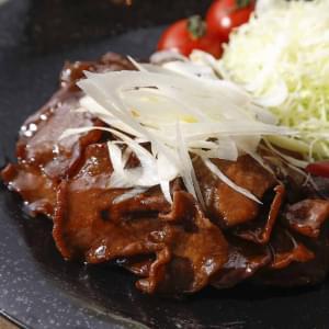 牛タンタレ弁当