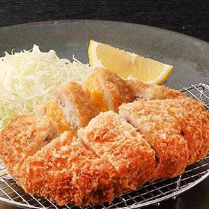 キムカツ膳(チーズ) 特製とんかつソース付