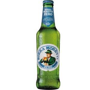 イタリア産ノンアルコールビール「ゼロ」