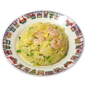 157 海老炒飯