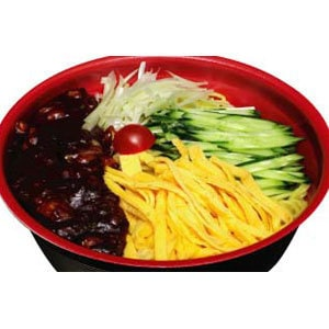 13 ジャージャー麺