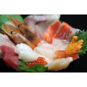 海鮮丼(極上)