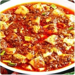 激辛 麻婆豆腐