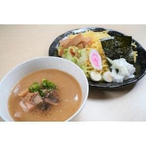 新商品プレミアム魚介つけ麺