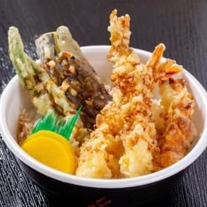 【1】天丼