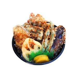 【7】野菜天丼