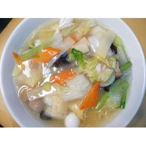 海鮮タンメン(海鮮湯麺)