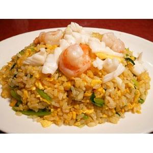 海鮮チャーハン(海鮮炒飯)