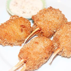 カニフライ/Fried Crab 2p