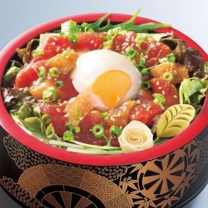 つきじ海賓 【丼19】海鮮ユッケ丼