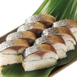 【M20】炙りサバの棒寿司