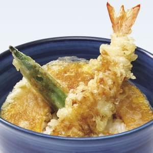 味の民芸 【A23】ミニ天丼