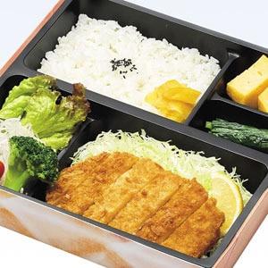 【F25】三元豚のロースかつ弁当 単品