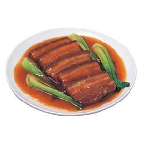 13 豚の角煮
