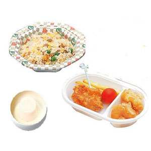 95 お子様セット(ミニ炒飯セット) 小炒飯套餐