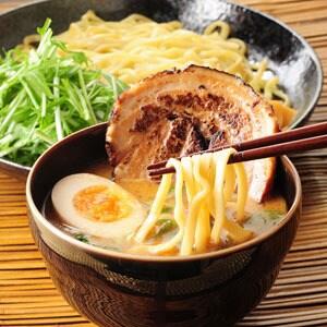 海老味噌つけ麺