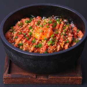 明太韓国丼