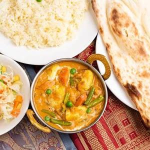 ミックス野菜カレーセット Mixed Vegetables Curry Set