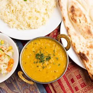 インド豆カレーセット Dal Curry Set