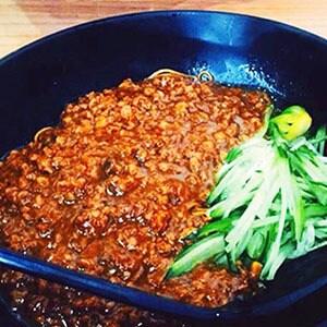 江南ジャージャー麺