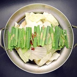 博多もつ鍋 醤油