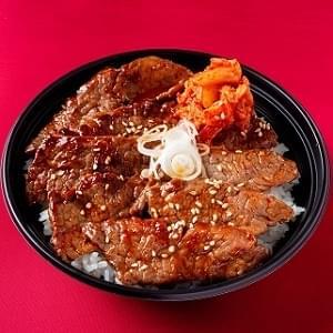 【吉祥寺 肉山】赤身肉の焼肉丼(タレ) 赤身肉の焼肉丼(タレ)