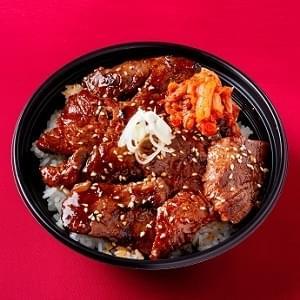 【吉祥寺 肉山】カルビ焼肉丼(タレ) カルビ焼肉丼(タレ)
