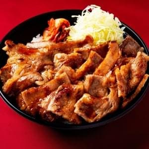 【銀座 上松】牛タレ焼肉丼250g 牛タレ焼肉丼250g