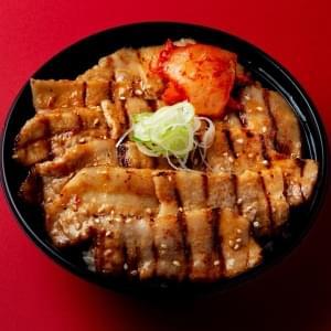 【吉祥寺 肉山】豚バラの焼肉丼(タレ) 豚バラの焼肉丼(タレ)