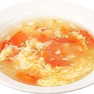 トマトと玉子スープ