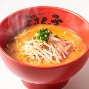 元祖 どさん子味噌ラーメン(麺並)