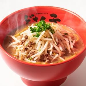 元祖 どさん子味噌ラーメン(麺並 野菜増し)
