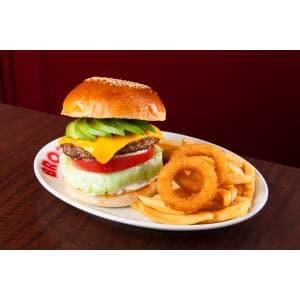 Avocado Cheese Burger(アボカドチーズバーガー)