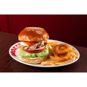 Sweet Chili Chicken Burger(スイートチリチキンバーガー)