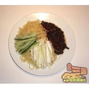 【38】ジャージャー麺