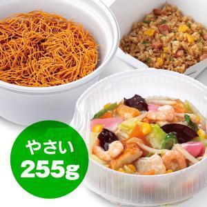 長崎皿うどん(半チャーハンセット)