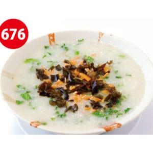 【676】野菜お粥