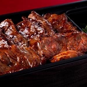 【タレ】カルビの焼肉弁当