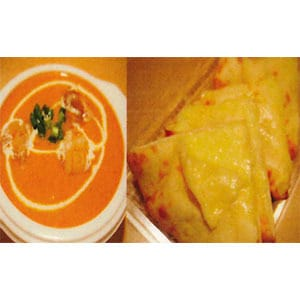【ディナー】Dセット/D DinnerSet 中サイズ/(R)