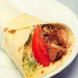 ケバブラップ/Kebab Wrap チキン/Chicken