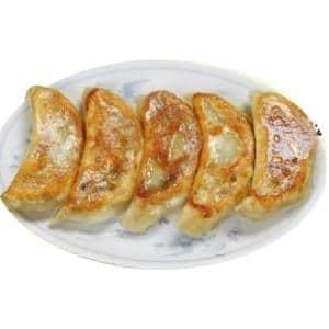 143.餃子(手作りジャンボ)