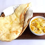 カレーナンセット/Curry with Nan Set Meal